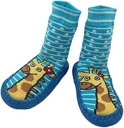 New Top Sale Childrens Cute Baby Toddler Socks Slippers Anti Non Slip Socks