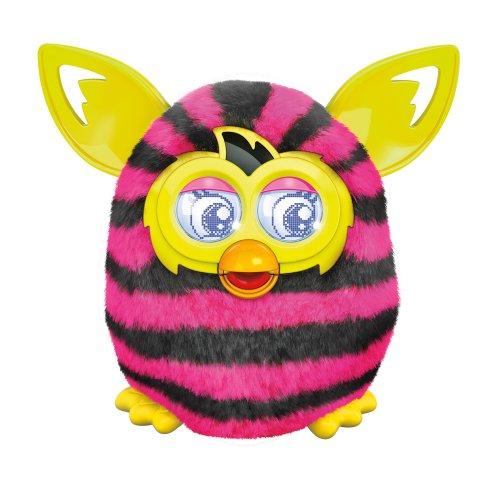 Hasbro – A4337 – Furby Boom – Straight Stripes – Version Anglaise (Import Royaume-Uni)