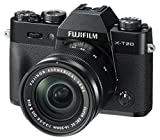 Fujifilm X-T20 Mirrorless Digital Camera w/XC16-50mmF3.5-5.6 OISII Lens - Black