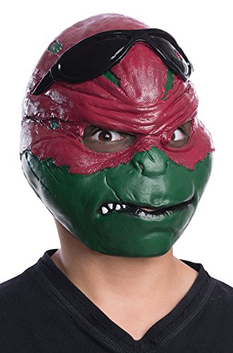 Rubies TMNT Movie Raphael Child Mask-
