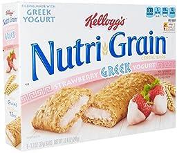 Kellogg\'s Nutri-Grain Nutri-Grain Yogurt Bars - Strawberry - 1.3 oz - 8 ct