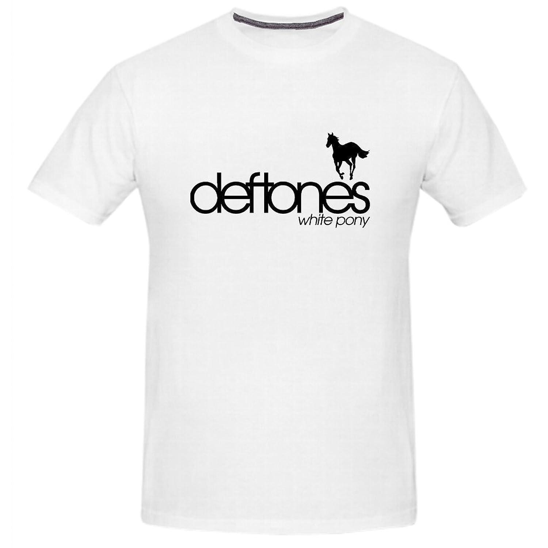 T shirt deftones white pony - Chimpanzee Men S Deftones White Pony Rock T Shirt Wollerprecisionmachine Com