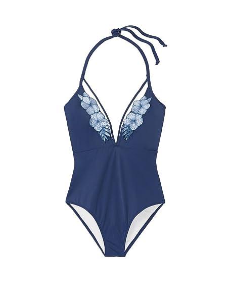 Amazon.com: Victorias Secret - Bañador de una pieza, color ...