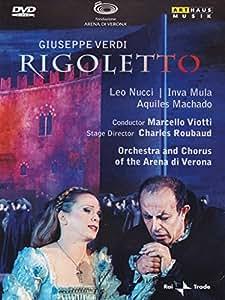 Verdi - Rigoletto [Alemania] [DVD]