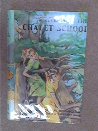 book cover of Jane and the Chalet School