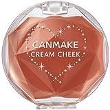 キャンメイク クリームチーク17 キャラメルラテ 2.4g ピンク