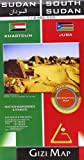 Sudan & South Sudan Geographical