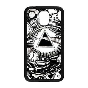 Samsung Galaxy S5 Cell Phone Case Black Pink Floyd Rtyf