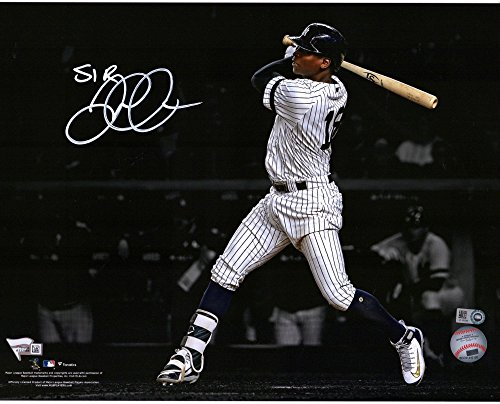 Didi Gregorius New York Yankees Autographed 11