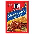 McCormick Sloppy Joes Seasoning Mix 1.31 Oz - 6 Pack
