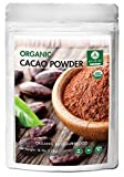 #5: Organic Cacao Powder (1lbs) by Naturevibe Botanicals, Gluten-Free & Non-GMO (16 ounces)