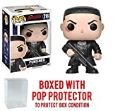 Funko Pop! Marvel Daredevil TV Punisher Vinyl Figure (Bundled with Pop Box Protector Case)