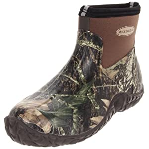 Muck Boots Camo Camp Hunting Boot,Mossy Oak Break-Up,12 M US Mens