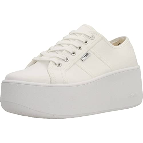 best sneakers 60a68 76d12 victoria Shoes Woman Sneakers zeppone 102100 Size 40 White ...
