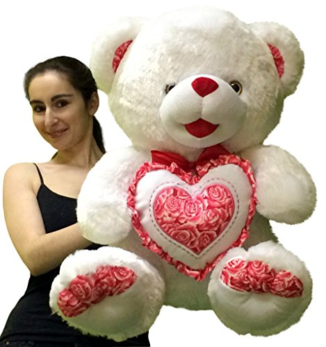 x large teddy bear - 1