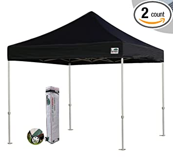New Eurmax Premium 10 X Canopy Pop Up Commercial Outdoor Party Tent Instant Gazebo W