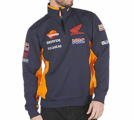GP RACING Sudadera para Hombre Team Repsol XXL