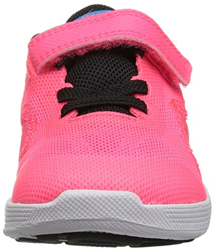NIKE Revolution Kids' Platinum Unisex Violet TDV Shoes 3 Mtlc Fitness Crimson qErqPxARn