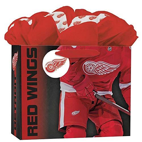 Turner Licensing Sport Detroit Red Wings Medium Gogo Gift Bag (8932031)]()
