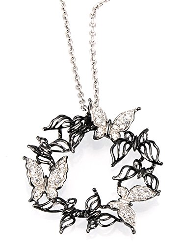 chariot-trading-silver-butterfly-pendant-fit-for-necklace-for-women