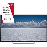 Sony XBR-65X750D - 65 Class 4K Ultra HD TV w/ 3 Month Netflix Subscription