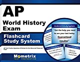 AP World History Exam Flashcard Study System: AP Test Practice Questions & Review for the Advanced Placement Exam (Cards)