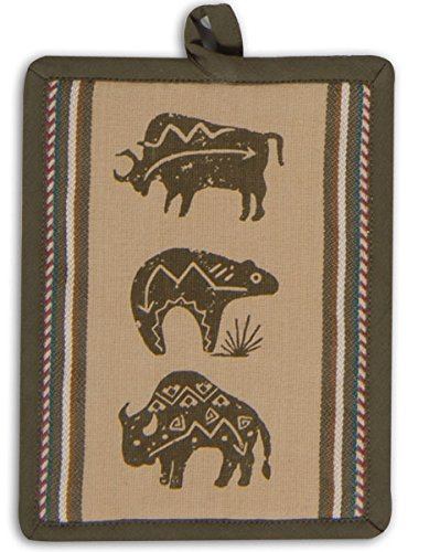Kay Dee Designs Buffalo Southwest Woven Printed -