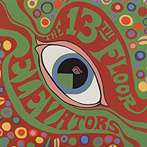 The psychedelic sounds of the vinyl music for 13th floor uk