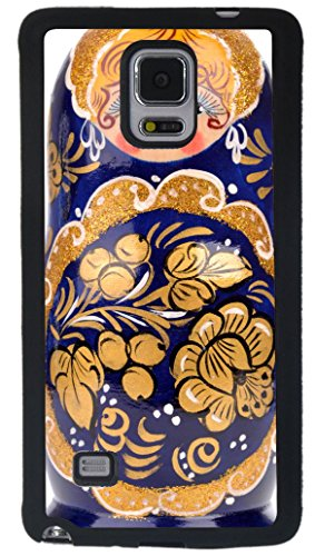 Rikki Knight Design Case Cover for Samsung Galaxy Note 4 - Folklore Russian Doll - RK-Galaxy4Note-300390