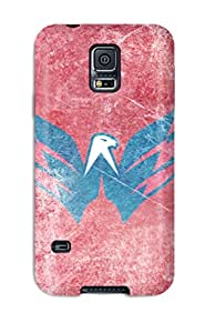 DanRobertse VDlaepu11410jXFIN Case Cover Skin For Galaxy S5 (washington Capitals Hockey Nhl (3) )