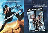 JUMPER DVD AND JUMPER PREQUEL COMIC BOOK--EXCLUSIVE!