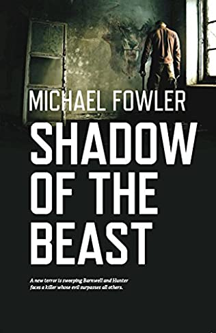 book cover of Shadow of the Beast