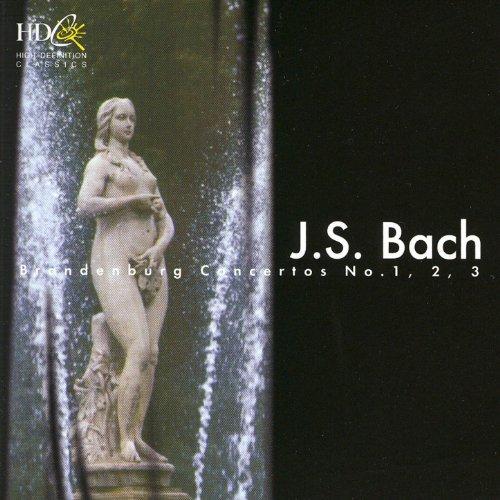 (Bach: Brandenburg Concertos Nos. 1, 2, 3 )