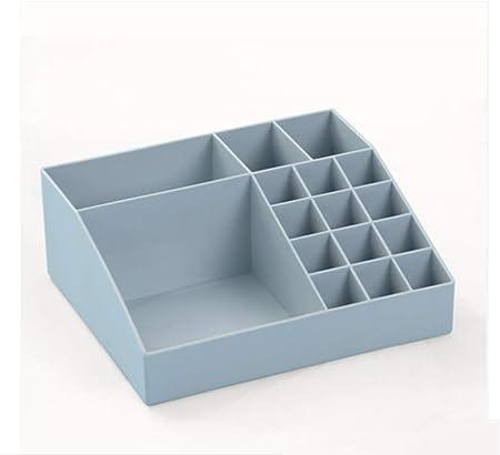 Cajas de joyería DJSSH Caja de Almacenamiento for el cosmético de Accesorios de Almacenamiento/Caja de plástico for Las Muchachas/los Estudiantes en Forma de corazón DJSSH: Amazon.es: Hogar