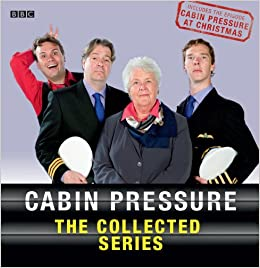 Attrayant Cabin Pressure: The Collected Series 1 3: Amazon.co.uk: John Finnemore,  Benedict Cumberbatch, Full Cast, Roger Allam, Stephanie Cole: Books