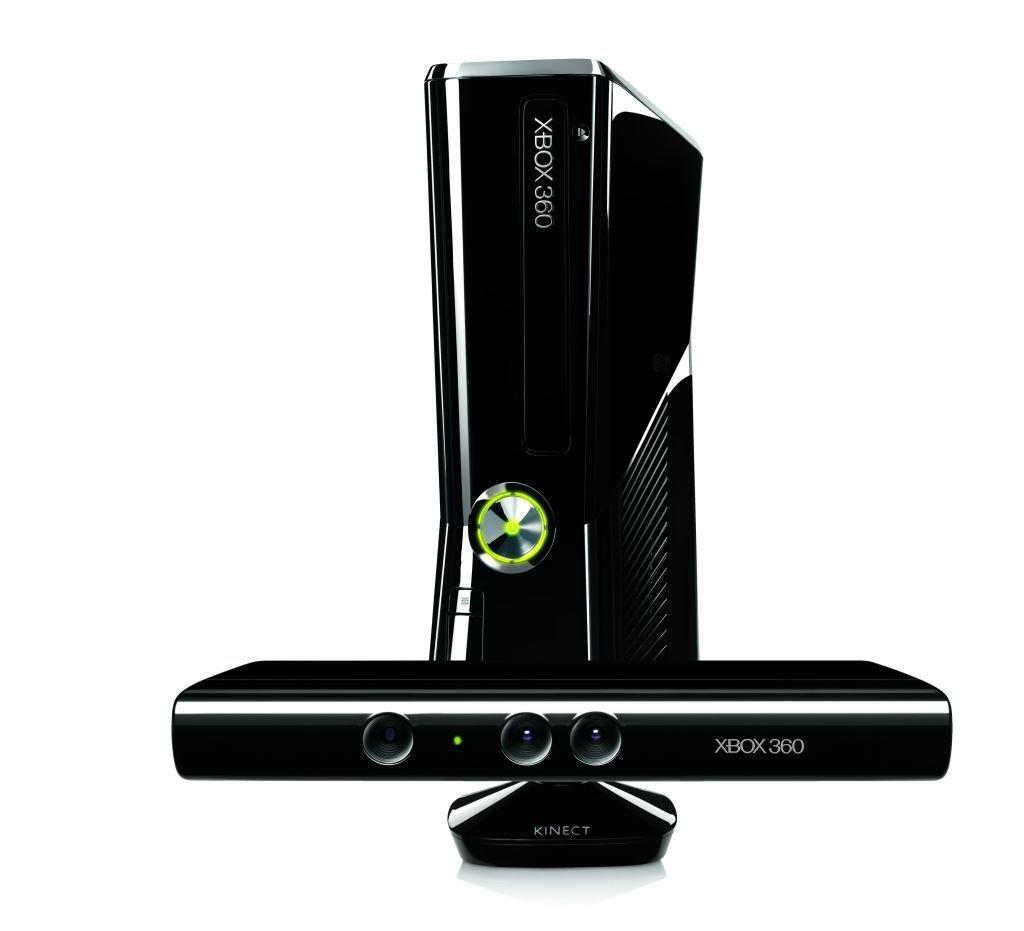 Xbox 360 250GB + Kinect【メーカー生産終了】 B0051781E4