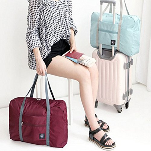Borsa 4 Sacchetto I Per Portatile Del Con Vino Colori Rosso Donna Multifunzionale Viaggiare Ishine dHqwztd