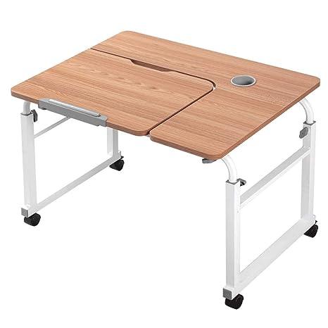 Solid Wood Folding Table.Amazon Com Wang Chun Simple Solid Wood Folding Table Lazy