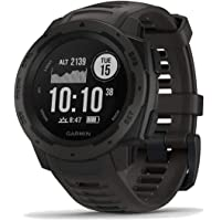 Garmin 010-N2064-00 Instinct, Rugged Outdoor Watch with GPS, Features GLONASS… photo