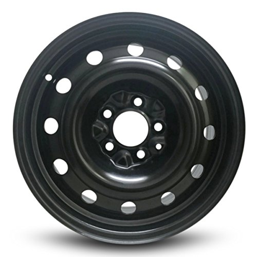 BSAP - New Replacement 16 Inch Steel Wheel Rim for Dodge Caravan (2001-2005) Chrysler Town & Country (2001-2002)