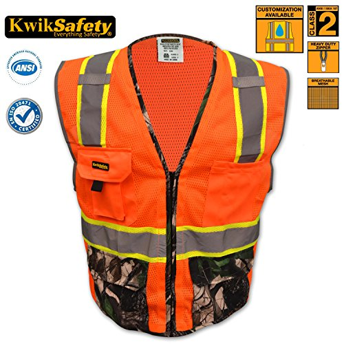 KwikSafety Construction Government Visibility Reflective
