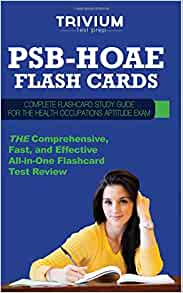 PSB Health Occupations Exam Flashcard Study System: PSB ...