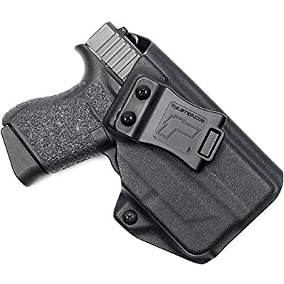 Tulster Glock 43 w/TLR-6 Holster IWB Profile Holster - Right Hand
