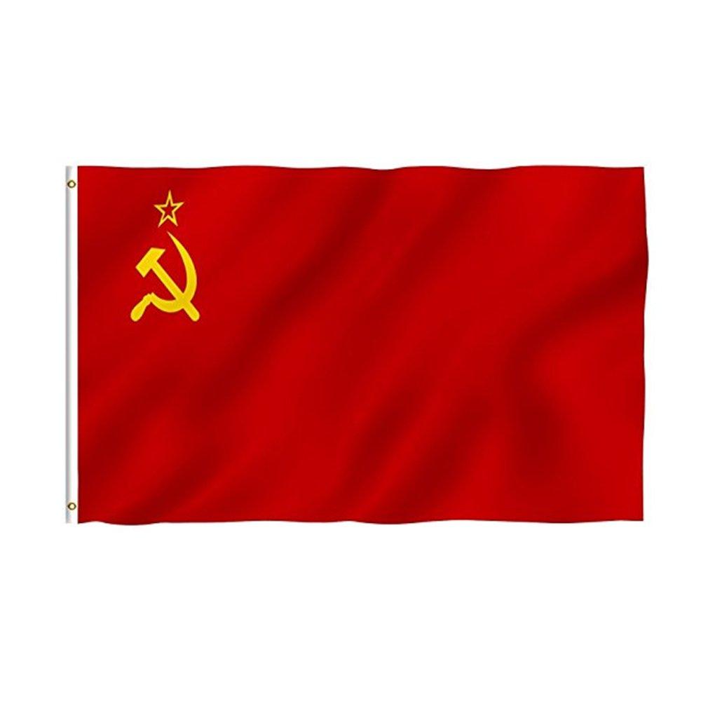 150x90cm Soviet Union National Flag Naicasy