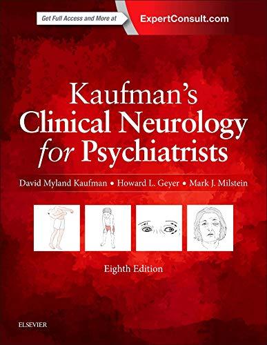 Kaufman's Clinical Neurology for Psychiatrists (Major Problems in Neurology) - medicalbooks.filipinodoctors.org