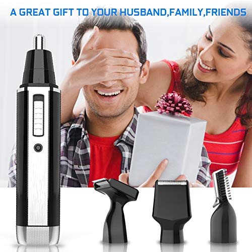 Best Nose Hair Trimmer 2020.Top 10 Best Electric Nose Hair Trimmers Reviews 2019 2020 On
