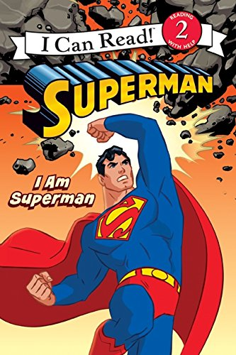 I am Superman (I Can Read - Level 2)