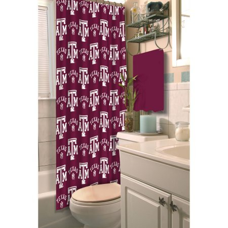 NCAA Shower Curtain Texas A&M ()