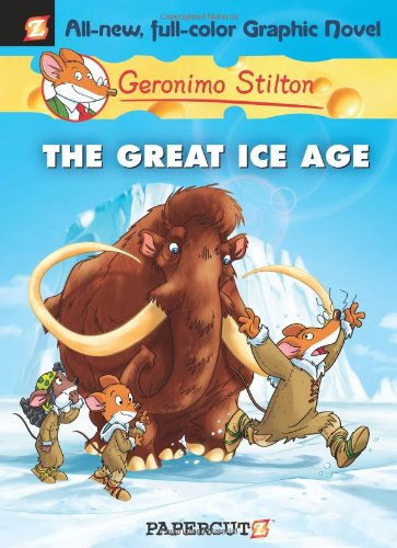 Download Geronimo Stilton #5: The Great Ice Age pdf epub
