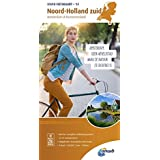 Noord-Holland South cycling map Amsterdam & Kennemerland (ANWB fietskaart (13))